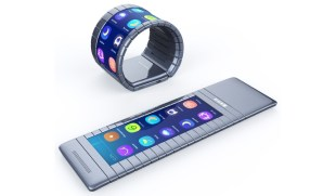 Moxi to Launch Bendable Smartphone at $762 that Bends like Bracelets