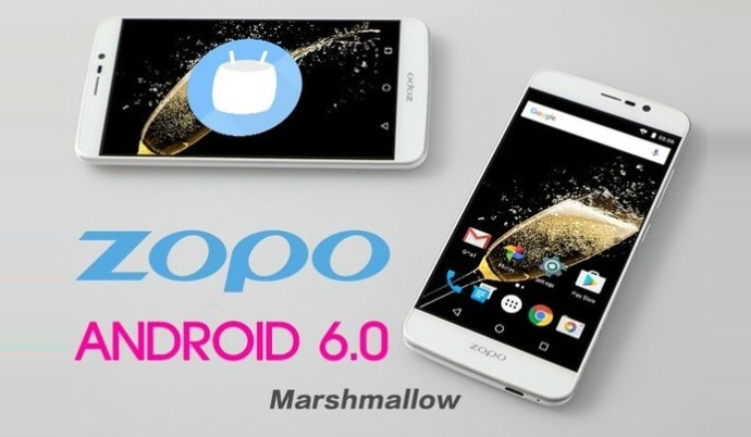 ZOPO Speed - Android Marshmallow