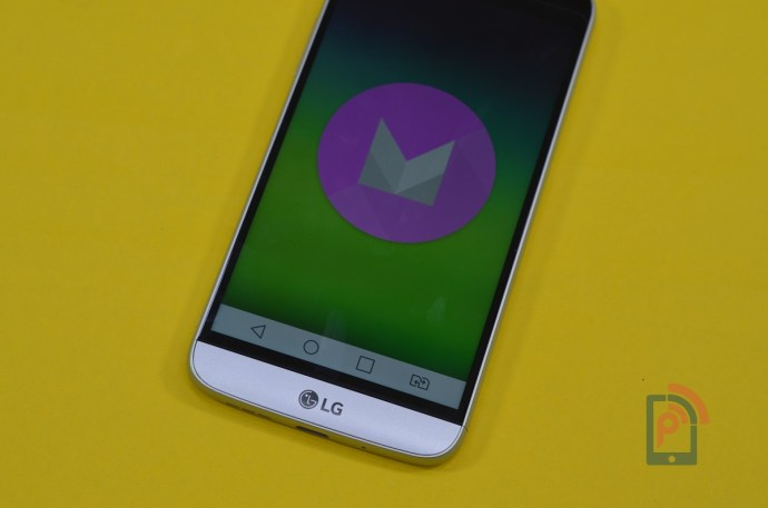 LG G5 - Android Marshmallow