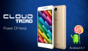 Intex Launches Cloud Tread 3G with Hexa-core processor at Rs. 4,999