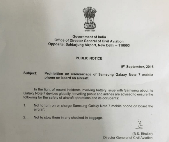 galaxy-note-7-ban-in-india
