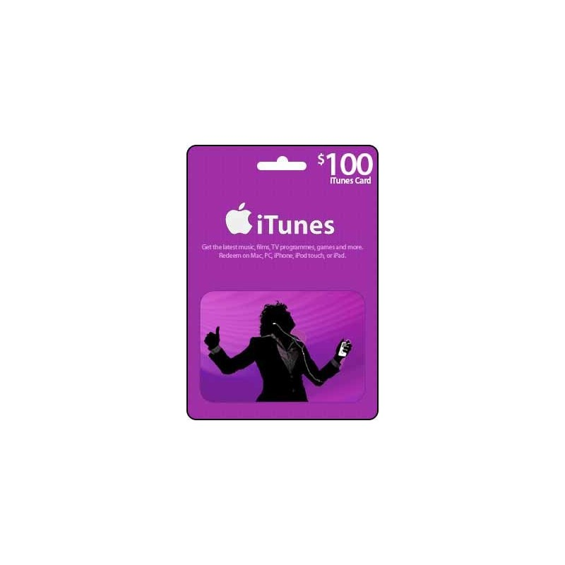 Email Delivery Gift Cards Itunes Gift Card 100 Email Delivery