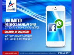 Warid Brings Unlimited Facebook and WhatsApp Offer for Prepaid Customers