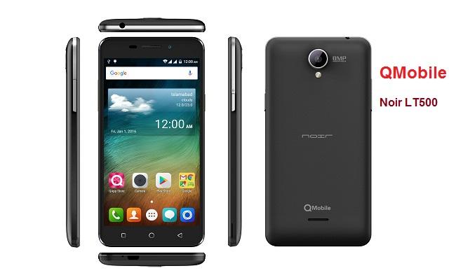 Zong Brings Free 4G LTE Internet on Purchase of QMobile Noir LT500