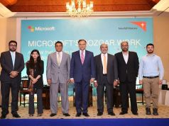 Microsoft Launches Pakistan's first of its Kind Entrepreneurship Platform– Rozgar.Work