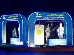 Telenor Promotes Easy Paisa through a Creative Campaign in Islamabad