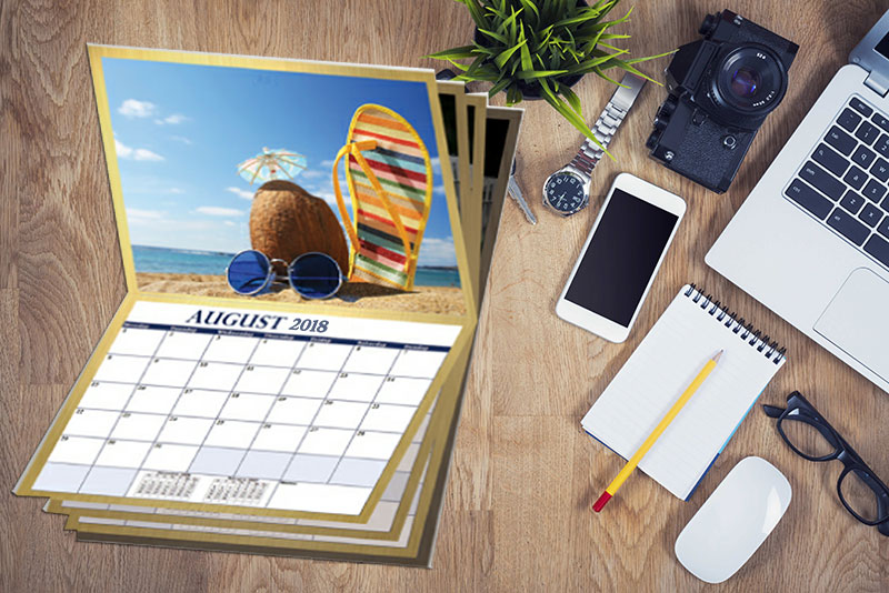 How to Make Your Own Calendar - Step-by-Step Guide  Terrific