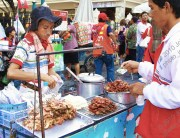 Thailand special forces are said to have operated food carts and red-shirt merchandise stalls inside the protesters camp in 2010 capturing hundreds of hours of video and still images.