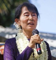 Parliamentarian, Nobel Peace Prize winner, human rights activist and US Congressional Gold Medal recipient, Aung San Suu Kyi, has remained all but silent on the violence in Rakhine State