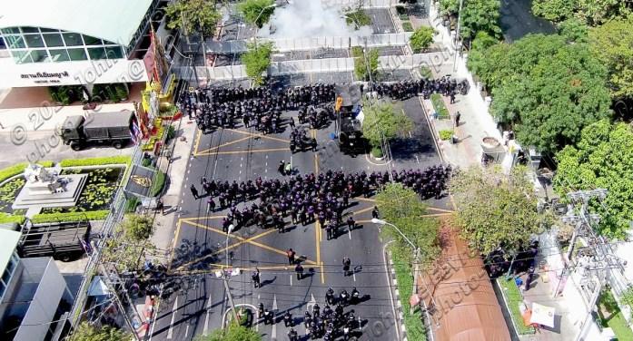 Bangkok – Assault on Democracy – Photo Special