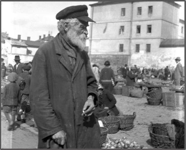 Вул. сцена, р - н пл. св. Теодора, вул. Мулярська, 1930 - ті рр.