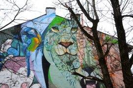 Стіна на вулиці Хмельницького