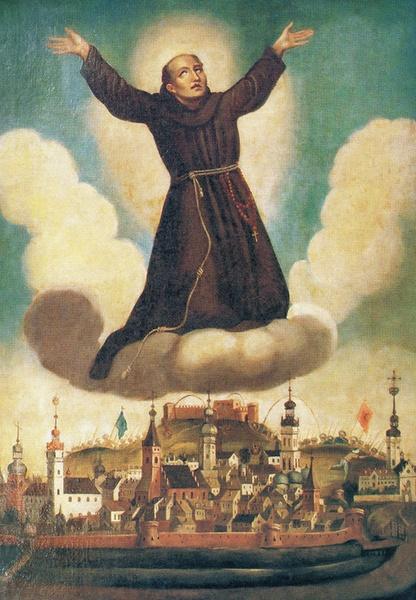 Святий Йоан з Дуклі - покровитель Львова