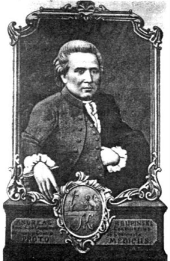 Андрей Крупинський (1744-1783)