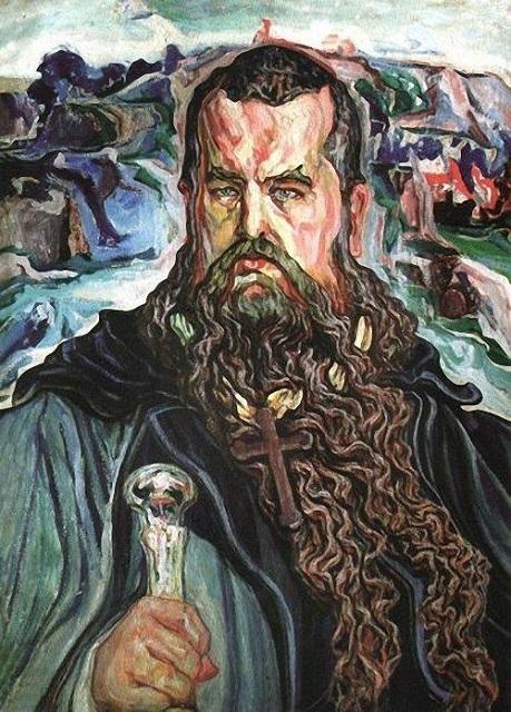 Олекса Новаківський. Мойсей (Портер Андрея Шептицького), 1915 – 1919 рр.