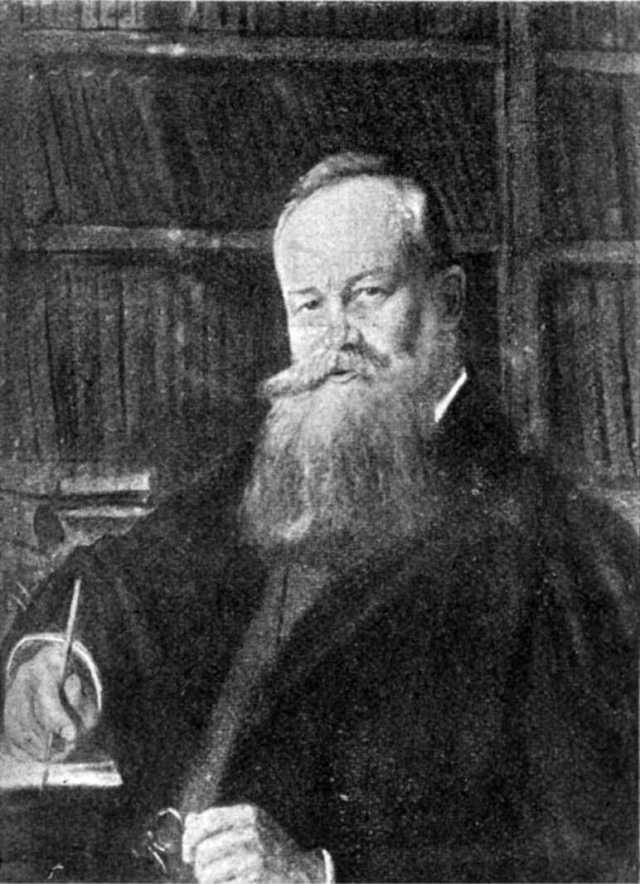 Михайло Грушевський, фото 1910 року