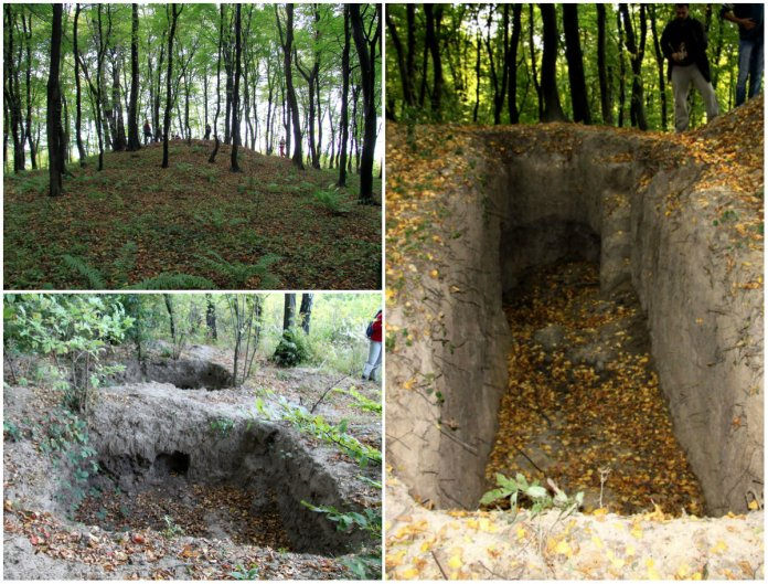 На Львівщині за ніч знищили два найбільші кургани епохи бронзи