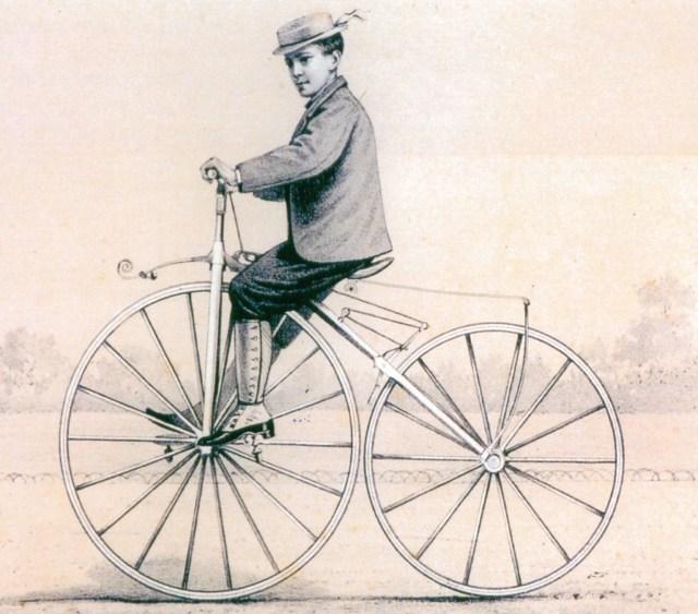 Велосипед братів Мишо