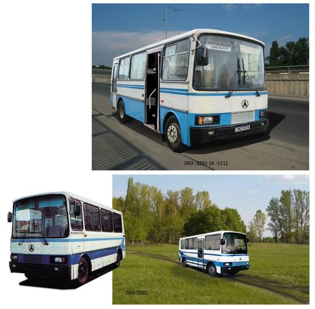 ЛАЗ 3201-3202