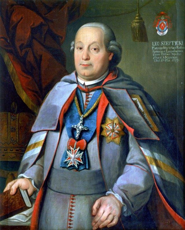 Митрополит Лев Шептицький