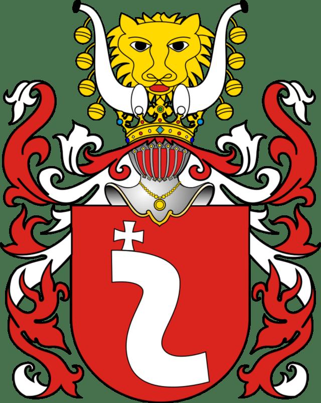 Герб шляхетського роду Стадніцьких (герб Шренява)