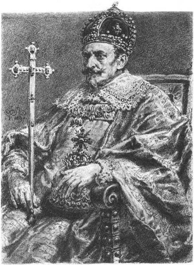 Король Речі Посполитої Сигізмунд ІІІ Ваза (1587 - 1632)