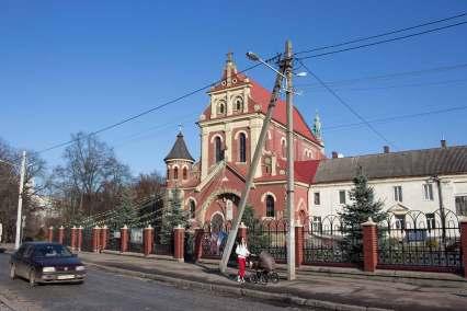 Церква Св.Йосафата на Замарстинові, 2015 рік