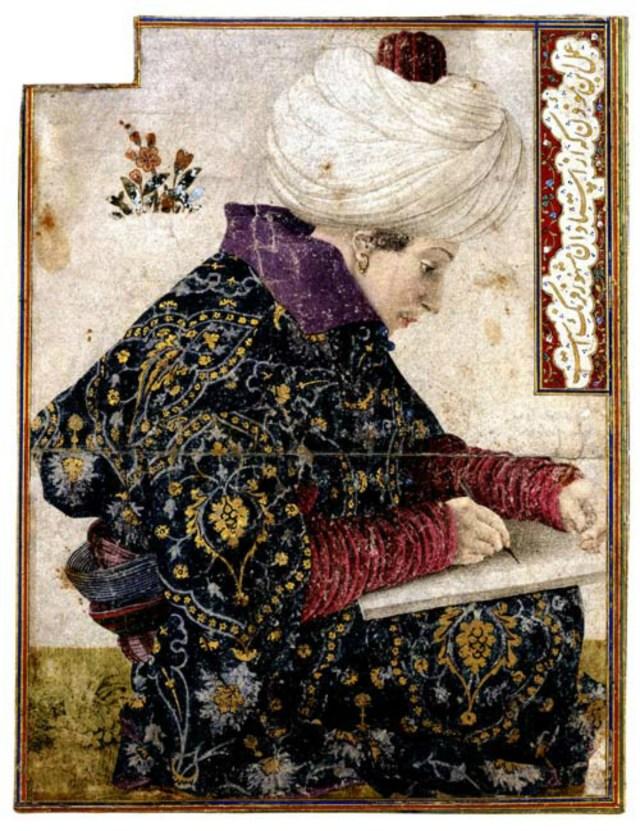 Джентіле Белліні. Писар-секретар в Константинополі, 1530 рік