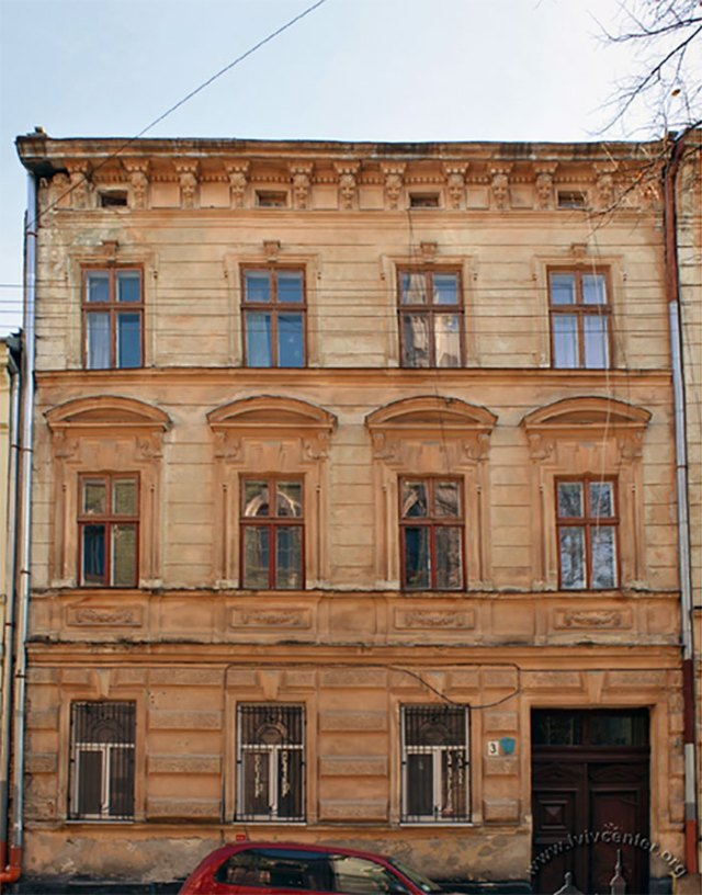 Будинок по вулиці Кониського, 3. 2015 рік