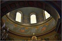 Церква Успіння Пресвятої Богородиці – купольна частина. Фото Тетяна Жернова 2016р