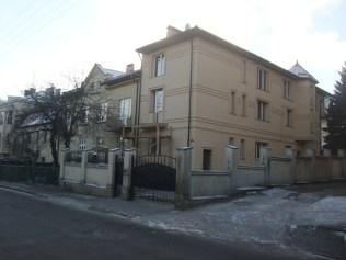 Будинки на вулиці Цегельського, 10-А, 12, 2015 рік