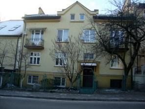 Будинок по вулиці Цегельського, 12, 2015 рік