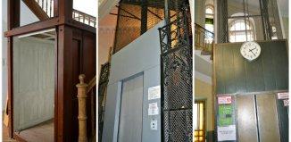 Найстаріший ліфт в Європі графа Дідушицького та інші старовинні ліфти Львова