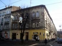 Будинок по вул. Бандери, 25, січень 2016 р.