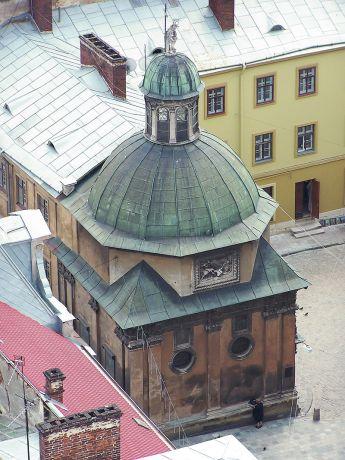 Каплиця Боїмів. Сучасне фото