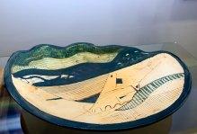 Експозиція виставки Людмили Богуславської «Подорож»