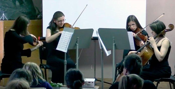 «Зорі між нами», або розкішний концерт до 100-ліття будівлі Товариства ім. М. Лисенка
