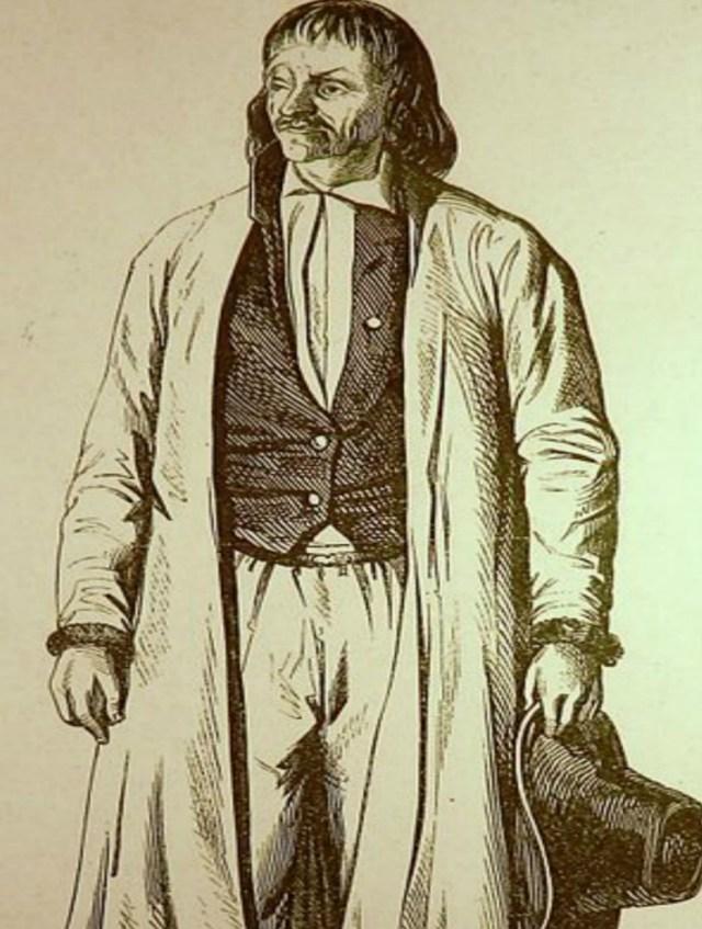 Якуб Шеля. Один з найвідоміших провідників селянських загонів. Фото з https://uk.wikipedia.org