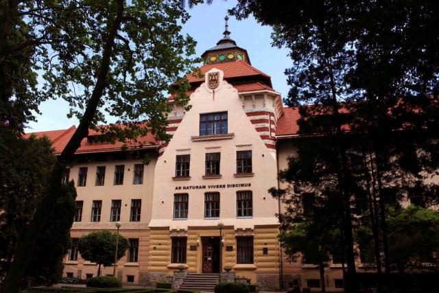 Національний лісотехнічний університет України