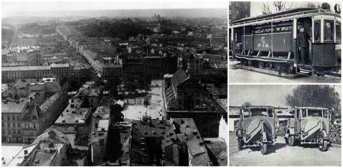 Трамвай-поливалка, або львівське ноу-хау тридцятих років