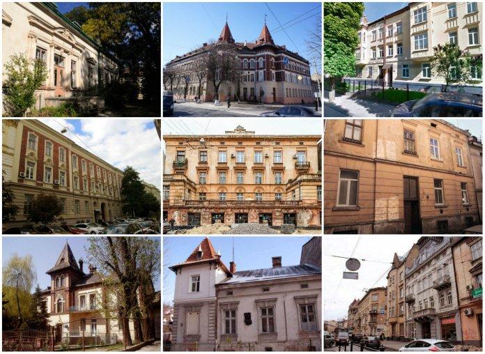 12 Найцікавіших споруд архітектора Броніслава Бауера у Львові