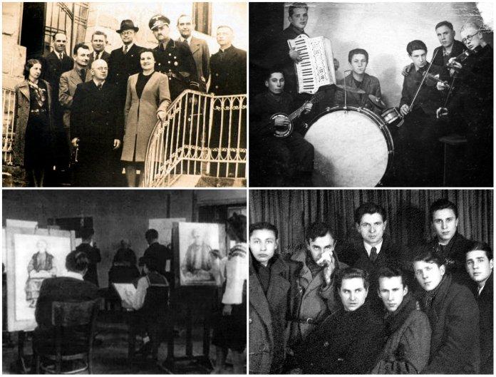 Мистецька освіта у Львові 1941–1944 років