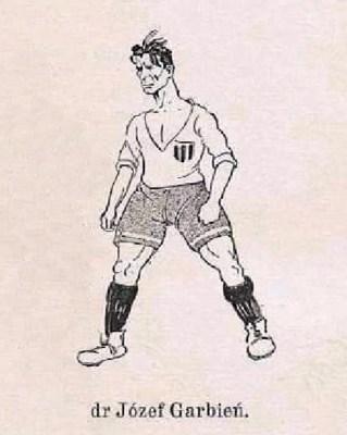 Шарж Здіслава Черманського, 1920-ті