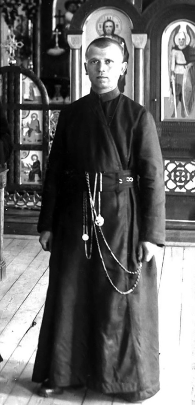 Брат Гавриїл Олійник