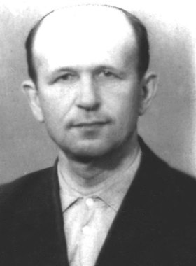 Отець Іван Юськів. Світлина 1950-х рр.