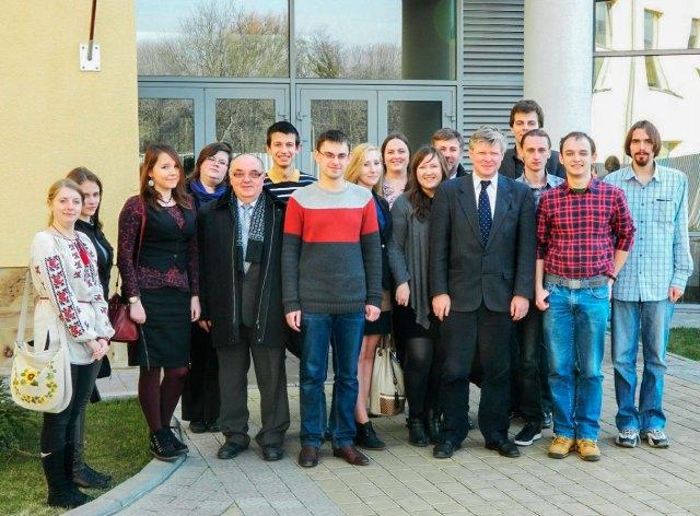 Учасники конференції в УКУ