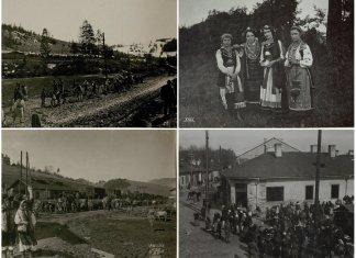 Галичани 100 років тому в об'єктиві австро-угорських військових. 10 розкішних фотографій