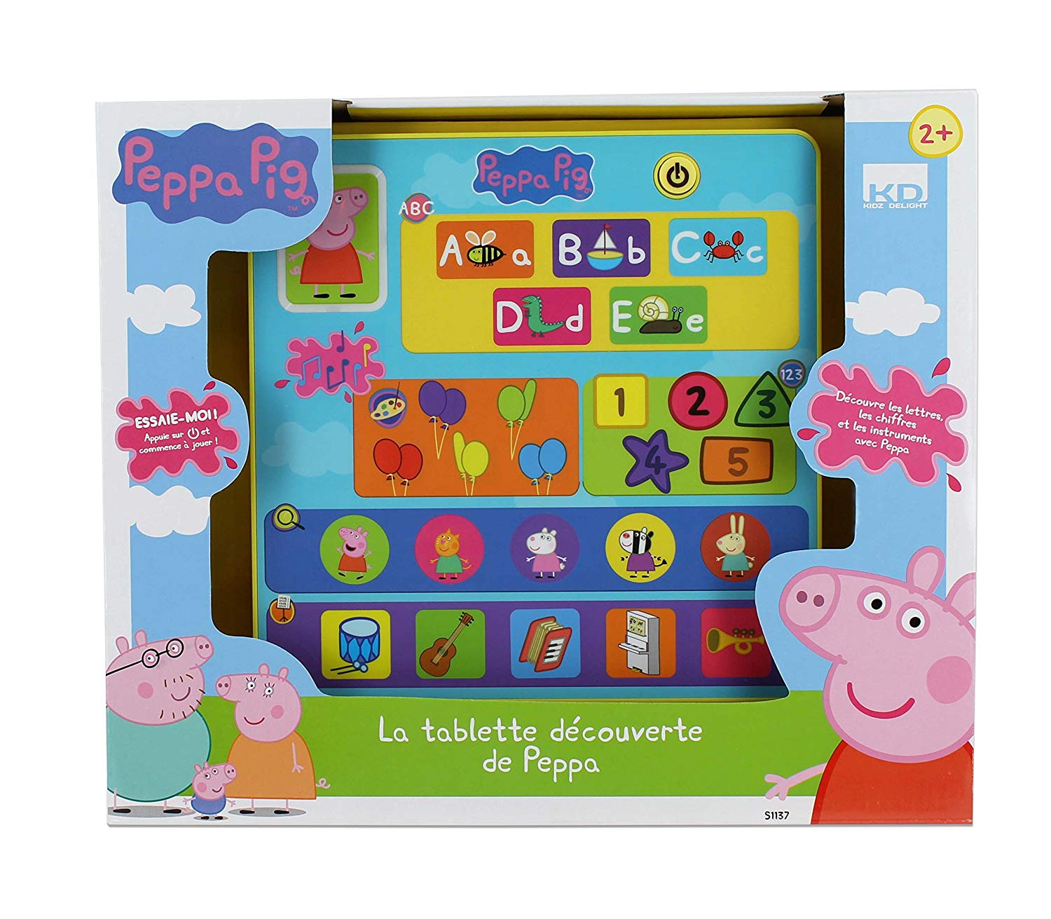 Cuisine Peppa Pig Smoby 310605 Peppa Pig Mini Cuisine Transportable 17
