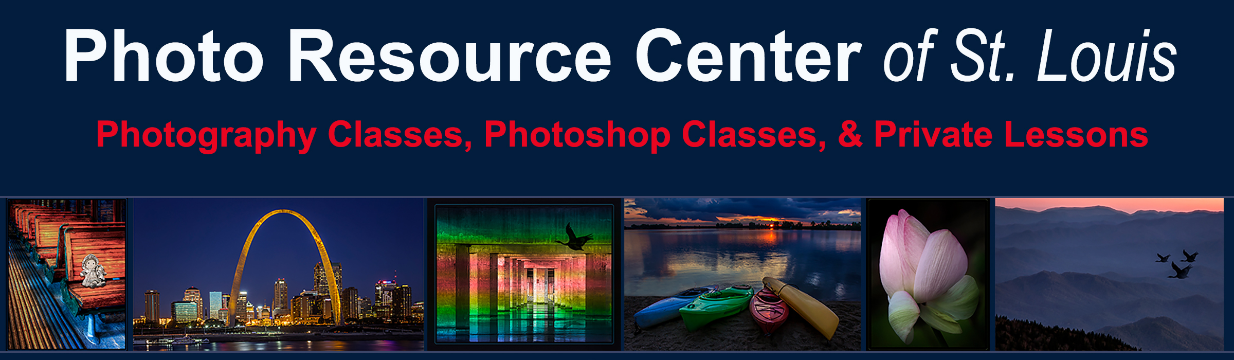 Photoshop Classes Photo Resource Center