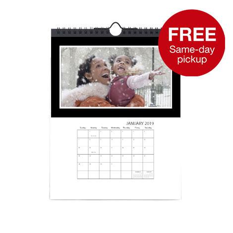 Photo Calendars Custom Wall  Desktop Calendars